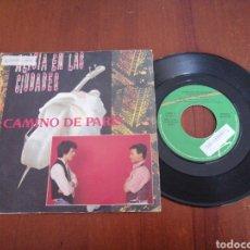 Discos de vinilo: ALICIA EN LAS CIUDADES CAMINO DE PARÍS PROMO VIRGIN 1989. Lote 179085396