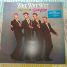 Discos de vinilo: WET WET WET - POOPED IN SOULED OUT. Lote 179089818