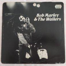 Discos de vinilo: BOB MARLEY & THE WAILERS - WAR / NO MORE TROUBLE. Lote 179097550