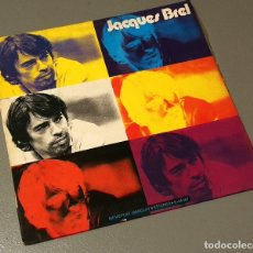 Discos de vinilo: NUMULITE LP074 JAQUES BREL MOVIEPLAY BARCLAY STEREO. Lote 179098841