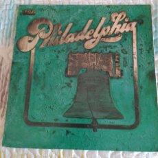 Discos de vinilo: PHILADELPHIA - PHILADELPHIA. Lote 179099410