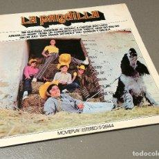 Discos de vinilo: NUMULITE LP077 LA PANDILLA ME GUSTARÍA ENSEÑAR AL MUNDO … MOVIEPLAY ESTEREO. Lote 179100005