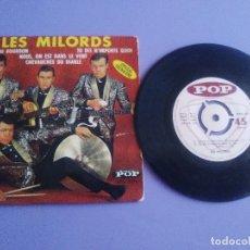 Discos de vinilo: JOYA EP 1963. FRANCIA. LES MILORDS.LE VOL DU BOURDON/TU DIS N´IMPORTE QUOI.ROCK/SURF INSTRUMENTAL.. Lote 179101858