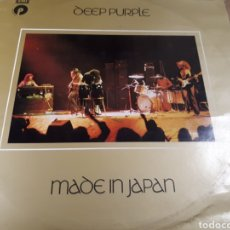 Discos de vinilo: DEEP PURPLE MADE IN JAPAN DOBLE LP. Lote 179106383