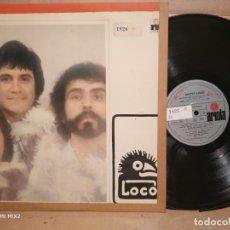 Discos de vinilo: MISTER LOCO LP PRIMERA EDICIÓN 1975. Lote 179107152