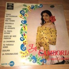 Discos de vinilo: LA CAMBORIA. Lote 179114152