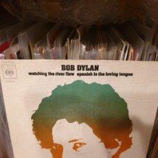 Discos de vinilo: BOB DYLAN / WATCHING THE RIVER FLOW / EDICIÓN ESPAÑOLA/ CBS 1971. Lote 179120965