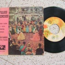 Discos de vinilo: DISCO EP VALSES VIENESES ,MARCEL PAGNOUL Y SU GRAN ORQUESTA. Lote 179122117