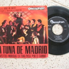 Discos de vinilo: DISCO ,EP ,LA TUNA DE MADRID. Lote 179125031