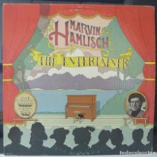 Discos de vinilo: MARVIN HAMLISCH // THE ENTERTAINER //1974// MADE IN USA// (VG VG). LP. Lote 179136622