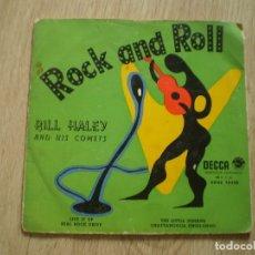 Discos de vinilo: BIL HALLEY. LIVE IT UP. AÑOS 50.. Lote 179138018