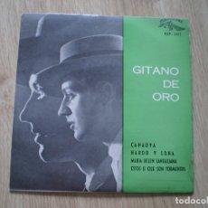 Discos de vinilo: GITANO DE OR. CANAOVA. AÑO 1963. Lote 179139692