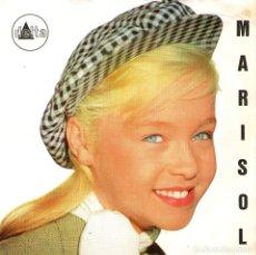 Discos de vinilo: MARISOL - RARÍSIMO SINGLE VINILO 7'' - 2 TEMAS - EDITADO EN HOLANDA - DELTA 1964. Lote 179145675