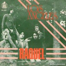 """Discos de vinilo: LOS ANGELES - SINGLE VINILO 7"""" - EDITADO EN HOLANDA - RAQUEL + UNA VEZ MÁS - HISPAVOX / NEGRAM 1975. Lote 179145887"""