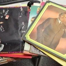 Discos de vinilo: LOTE CON 36 VINILOS, DISCOS, LP / JULIO IGLESIAS, RAPHAEL, PERET, BOSÉ, 3 SUDAMERICANOS,.. VER FOTOS. Lote 179150446