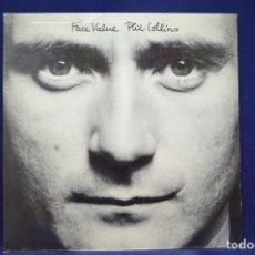 Discos de vinilo: PHIL COLLINS - FACE VALUE - LP. Lote 179151145