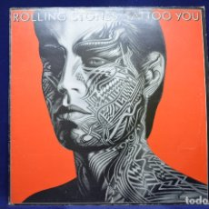 Discos de vinilo: THE ROLLING STONES - TATTOO - LP. Lote 179151790
