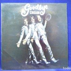 Discos de vinilo: CREAM - GOODBYE - LP. Lote 179153072