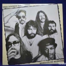 Discos de vinilo: THE DOOBIE BROTHERS - MINUTE BY MINUTE - LP. Lote 179153370