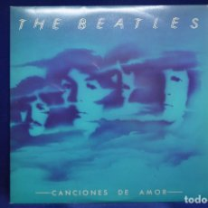 Discos de vinilo: THE BEATLES - CANCIONES DE AMOR - 2 LP. Lote 179153837