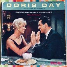 Discos de vinilo: DORIS DAY PILLOW TALK EP BUENA CONSERVACION. Lote 179155875