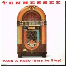 Discos de vinilo: TENNESSEE - PASO A PASO - SINGLE 1993 - PROMO. Lote 179156986
