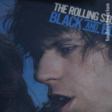 Discos de vinilo: DICO VINILO LP THE ROLLING STONES BLACK AN BLUE ESPAÑOL 1975. Lote 179158731