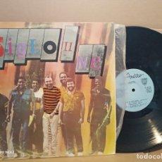 Discos de vinilo: SIGLO II DE NUESTRA ERA/ TODO ESTRELLAS/ CUBA FUSION. Lote 179163137