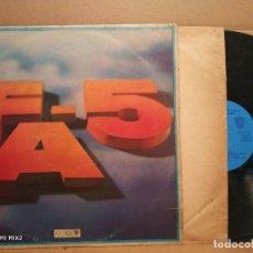 Discos de vinilo: FA-5 / MÚSICA DE VANGUARDIA CUBA 1976. Lote 179163495