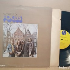 Discos de vinilo: FOCUS/ IN AND OUT OF FOCUS/ CANADÁ 1973. Lote 179163733