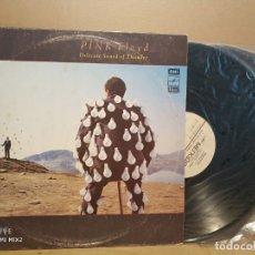 Discos de vinilo: PINK FLOYD/ DELICATE SOUND OF THUNDER ( DOBLE RUSO) 1989. Lote 179168998