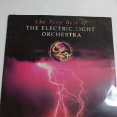 Discos de vinilo: THE ELECTRIC LIGHT ORCHESTRA- THE VERY BEST OF THE ELECTRIC LIGHT ORCHESTRA-DOBLE LP EDICION SPAIN. Lote 179171108