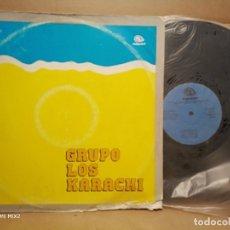 Discos de vinilo: GRUPO LOS KARACHI/ CUBA. Lote 179171280