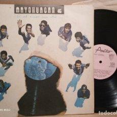 Discos de vinilo: MAYOHUNCAN / SI EL AMOR ERES TÚ/ CUBA 1990. Lote 179173920