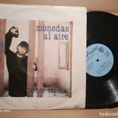 Discos de vinilo: CARLOS VARELA MONEDAS AL AIRE CUBA 1994. Lote 179174376