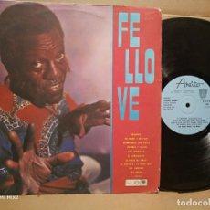 Discos de vinilo: FELLEVO/CONJUNTO HABANA. Lote 179175636