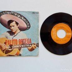 Discos de vinilo: PALITO ORTEGA, LA CHEVECHA. Lote 179178515