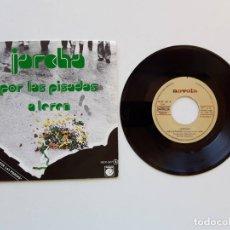 Discos de vinilo: JARCHA, POR LAS PISADAS, A LERÉN. Lote 179178520