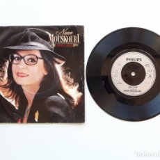 Discos de vinilo: NANA MOUSKURI, ONLY LOVE. Lote 179178545