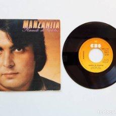 Discos de vinilo: MANZANITA, RAMITO DE VIOLETAS. Lote 179178573