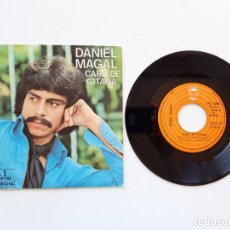 Discos de vinilo: DANIEL MAGAL, CARA DE GITANA. Lote 179178575