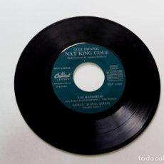 Discos de vinilo: NAT KING COLE, LAS MAÑANITAS, CAPITOL. Lote 179178758
