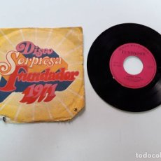 Discos de vinilo: DISCO SORPRESA FUNDADOR, GRANDES EXITOS, SHE'S GONE. SILOS 8 DE LA TARDE, ANDANDO, SUEÑOS. Lote 179178775