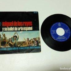 Discos de vinilo: MIGUEL DE LOS REYES Y SU BALLET DE ARTE ESPAÑOL. Lote 179178813
