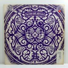 Discos de vinilo: HÉROES DEL SILENCIO - SENDA 91, LP DOBLE, 1991, ESPAÑA, PRIMERA EDICIÓN. Lote 179179426
