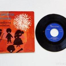 Discos de vinilo: 1960, VILLANCICOS GITANOS, CHUNGUITA CON LOS CHUNGOS. Lote 179179792