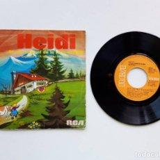 Discos de vinilo: 1975, HEIDI RTVE. Lote 179179865