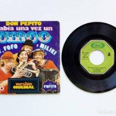 Discos de vinilo: 1974, HABÍA UNA VEZ UN CIRCO. Lote 179179902