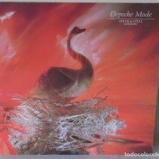 Discos de vinilo: DEPECHE MODE - SPEAK & SPELL MUTE 1986 (1981). Lote 179184975