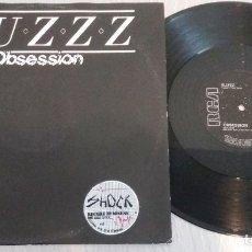 Discos de vinilo: BUZZZ / OBSESSION / MAXI-SINGLE 12 INCH. Lote 179185605